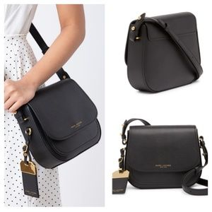 Marc Jacobs | Mini Rider Leather Crossbody Bag